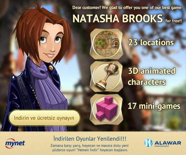 Письмо - ключ к игре Натали Брукс