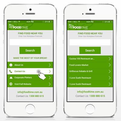 Restrants App
